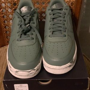 Men's 10.5 Air Force Ones Marble Brand New